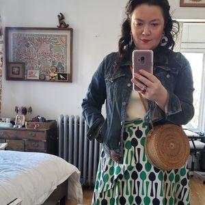 Anthro Spoon Skirt by Eva Franco